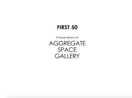 Aggregate Space Gallery